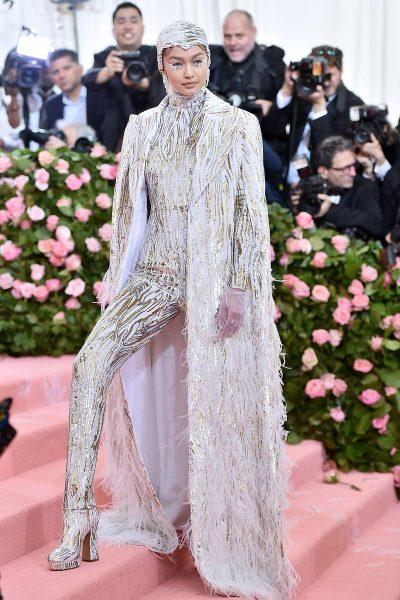 Gigi Hadid Met gala 2019