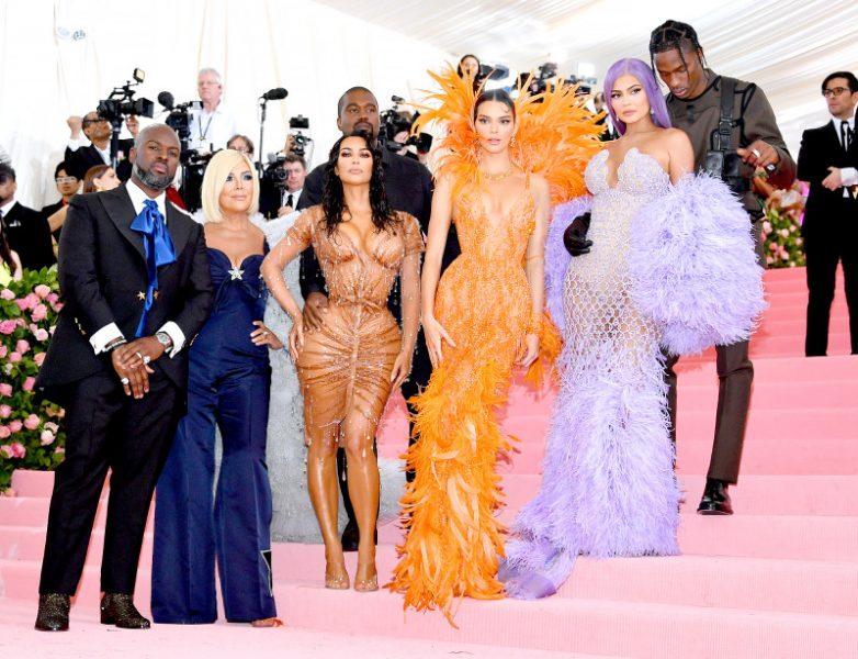 Kardashians met gala 2019