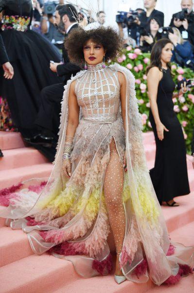 Priyanka chopra met gala 2019