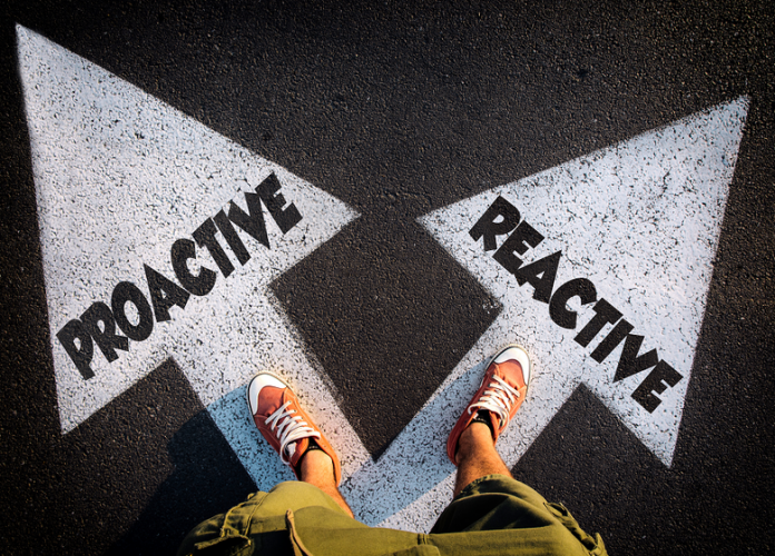 Ways to become proactive