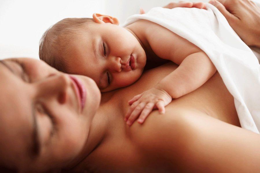 Sleep with your baby