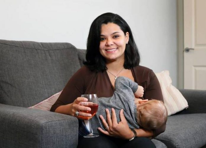 Energy Drinks during Breastfeeding