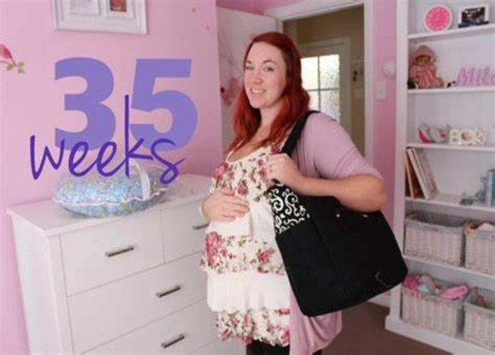 35 weeks pregnant what to expect