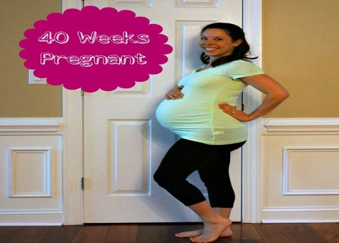 40 weeks pregnant what to expect