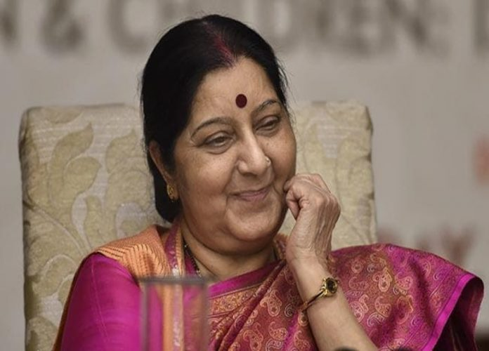 India Has Lost Its Extraordinary Leader: Sushma swaraj