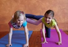 know the benefits of yoga for kids