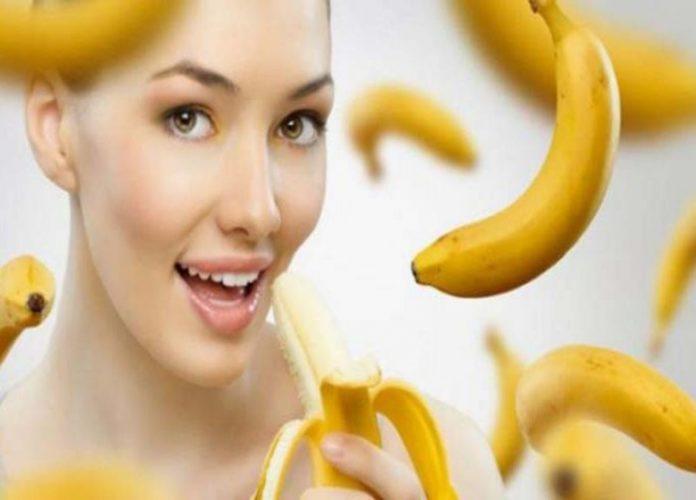Banana Peel For Acne And Wrinkles
