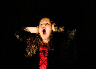 Night terror in children