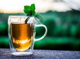.benefits of peppermint tea
