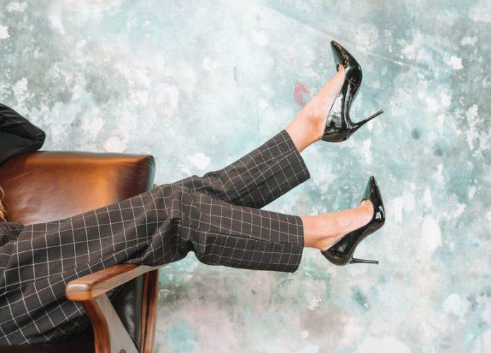 Side effects of wearing high heels