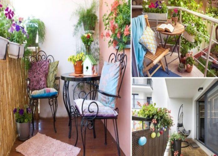 Easy And Creative Balcony Decor Ideas