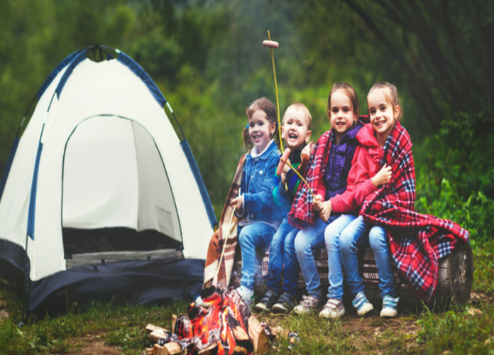 Ways To Keep Kids Occupied While Camping