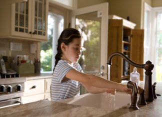 Right Procedure For Handwashing For Kids