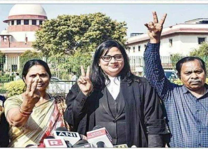 Meet Nirbhaya Case Lawyer Seema Samruddhi